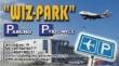 LOGO - Parking samochodowy Wiz-Park