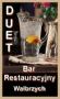 LOGO - DUET Bar Restauracyjny Giedek Wałbrzych