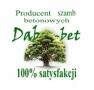 LOGO - P.W. DĄB-BET Krzysztof Tuszyński