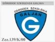LOGO - GALJAN SYSTEM OCHRONA JAN GALANT