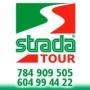 LOGO - P.T.H.U. STRADA TOUR Transport osobowy - Wrocław