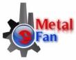 LOGO - Wiesław Brzeski METAL - FAN Usługi ślusarsko-spawalnicze