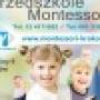 LOGO - Prywatne Przedszkole Montessori Samodzielny Maluch