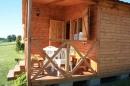 Zdjęcie 2 - ZŁOTA RYBKA domki Skulsk