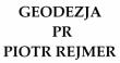 LOGO - GEODEZJA PR PIOTR REJMER
