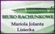 LOGO - BIURO RACHUNKOWE ADA Mariola Jolanta Lisiecka