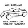 LOGO - 24h MOBILNA MECHANIKA POJAZDOWA CAR SERVICE Prusinowski