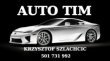 LOGO - AUTO TIM - warsztat samochodowy Warszawa