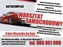 Zdjęcie 10 - Serwis Samochodów AUTOCOMPLEX Auto Serwis Aut Usa Europa Azja - Gorzów Wielkopolski