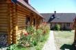 LOGO - Dębina, domki letniskowe murowane i drewniane