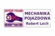 LOGO - MECHANIKA POJAZDOWA ROBERT LECH - Warszawa