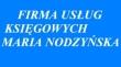 LOGO - FIRMA USŁUG KSIĘGOWYCH  MARIA NODZYŃSKA - Kraków