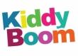 LOGO - KiddyBoom - Aby mali goście się bawili i dali bawić się dużym! - Kraków