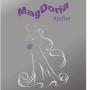 LOGO - MagDoria Salon Sukni Ślubnych i Wieczorowych
