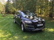 LOGO - AudiQ7 - Luksusowa czarna limuzyna do ślubu
