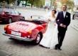 LOGO - VW KARMANN GHIA auto do ślubu - Zielonka
